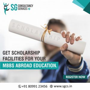 Scholarships for MBBS Education abroad