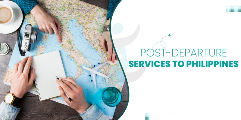 Post departure services to Philippines | Study MBBS in Philippines