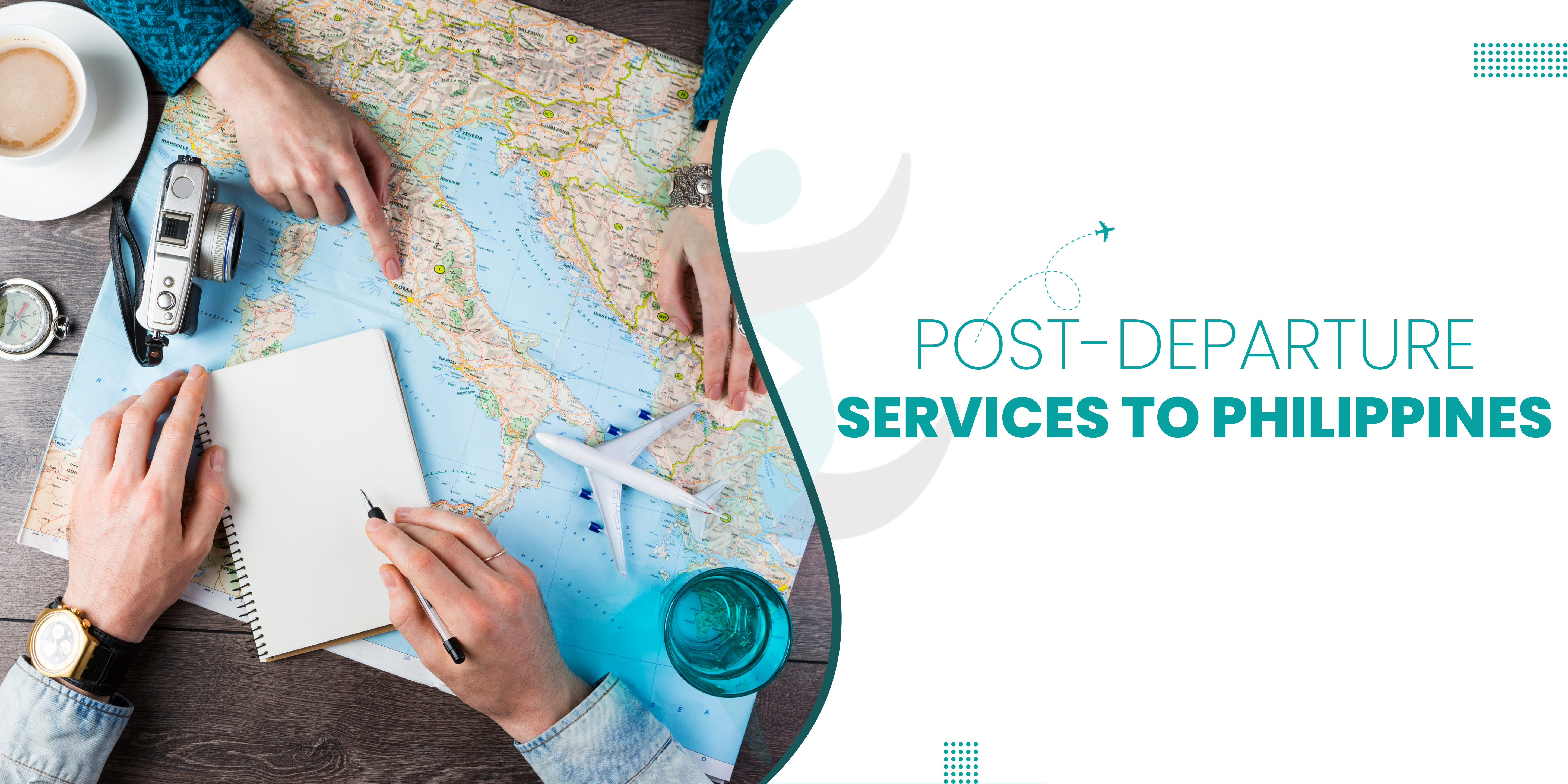 Post departure services to Philippines   Study MBBS in Philippines