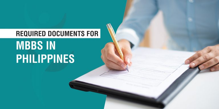 documents required for study mbbs in philippines