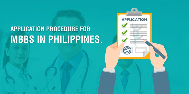 Application Procedure for MBBS in Philippines. | Study MBBS in philippines